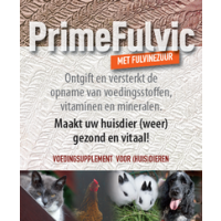 PrimeFulvic vloeibaar supplement